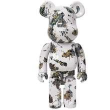 Medicom Toy Jackson Pollock Studio (Splash) 1000% Be@Rbrick Figurine