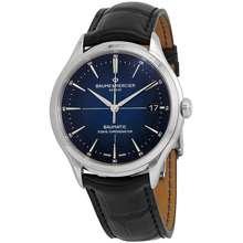 Baume & Mercier Clifton Baumatic Automatic Mens Watch 10467