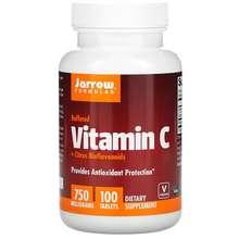 Jarrow Formulas Vitamin C 750 mg 100 Tablets