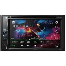 PIONEER AVH-120BT 6.2 Inch Double Din DVD/MP3/CD Player with Touchscreen Bluetooth.