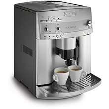 De'Longhi ESAM3300 Magnifica Super Automatic Espresso & Coffee Machine, Silver