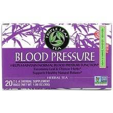 Triple Leaf Tea Blood Pressure 20 Tea Bags 1.06 oz (30 g)