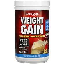 Naturade Weight Gain Vanilla 1.3 lbs (576 g)