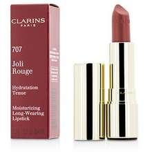 Clarins Joli Rouge Long Wearing Moisturizing Lipstick 707 Petal Pink Hong Kong