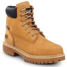 Timberland Men 6 Inch Direct Attach Steel Toe Boots Wheat Nubuck Hong Kong