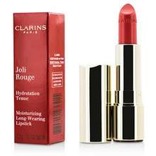 Clarins Joli Rouge Long Wearing Moisturizing Lipstick 740 Bright Coral Hong Kong