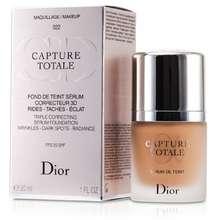 Dior Capture Totale Triple Correcting Serum Foundation Hong Kong