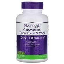Natrol Natrol Glucosamine Chondroitin and MSM