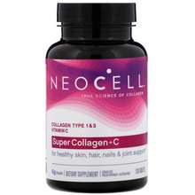 Neocell Super Collagen+C 120 Tablets Hong Kong