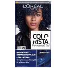 L'Oréal L'Oréal Colorista Permanent Gel Hair Dye Blue Black