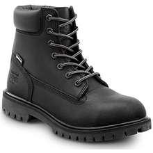 Timberland Women 6 Inch Direct Attach Steel Toe Boots Black Hong Kong