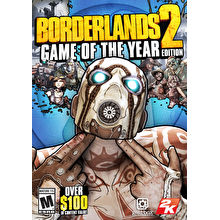 Take-Two Interactive Borderlands 2: Game of the Year Edition Hong Kong