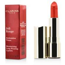 Clarins Clarins Joli Rouge Long Wearing Moisturizing Lipstick 741 Red Orange