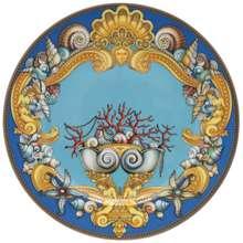 Versace Decorative Plates Blue Hong Kong