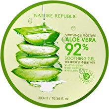 Nature Republic Aloe Vera 92% Soothing Gel Hong Kong