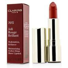 Clarins Moisturizing Perfect Shine Sheer Lipstick Joli Rouge Brillant 761S Spicy Chilli Hong Kong