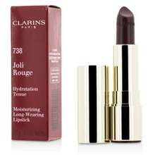 Clarins Joli Rouge Long Wearing Moisturizing Lipstick 738 Royal Plum Hong Kong